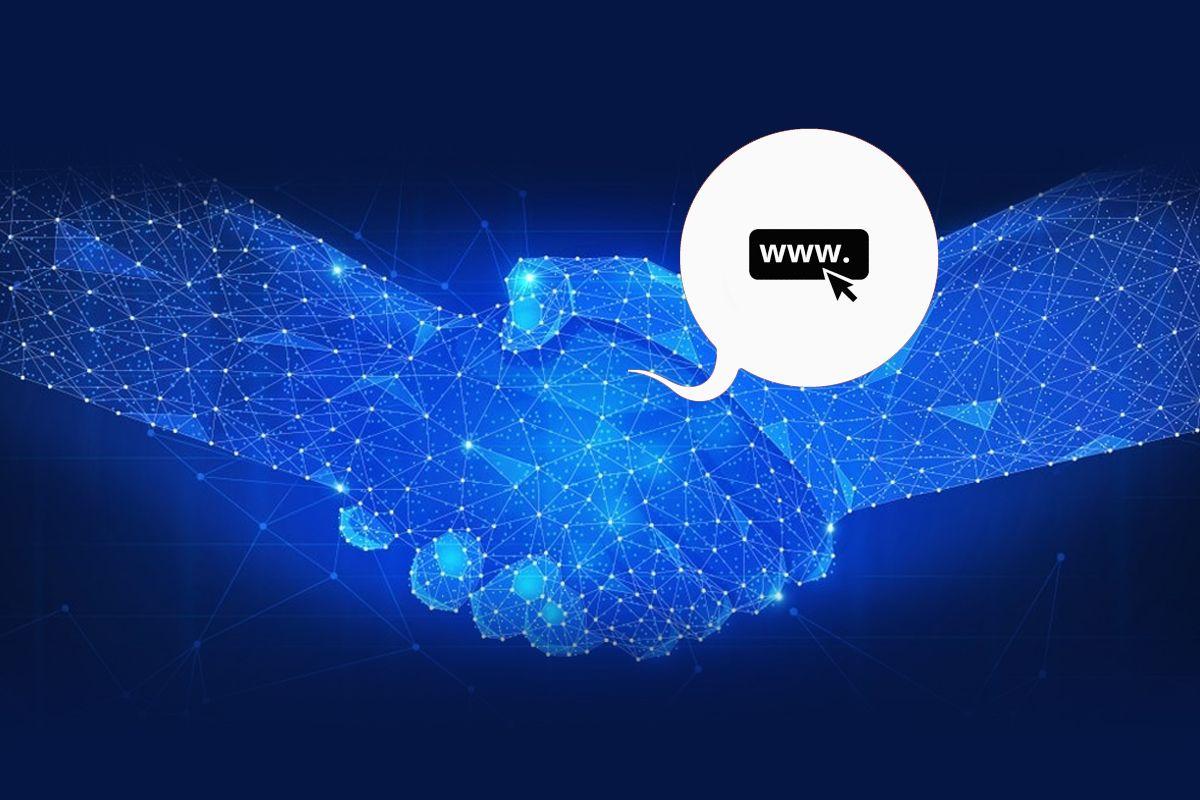 A sua marca pode estar presente em sites parceiros de alta relevância