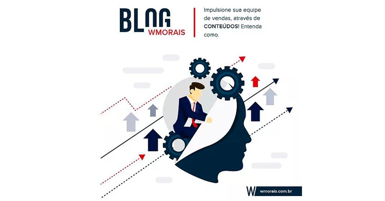 Marketing de conteúdo para empresas impulsiona sua equipe de vendas