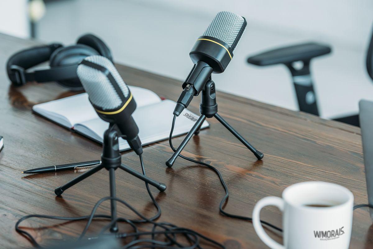 É tempo de experimentar e se reinventar! Já pensou em utilizar o podcast para agregar valor à sua marca?